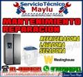 Ahorro Original!! Mantenimiento Westinghouse, En San Miguel**Secadora Y Lavadora = 7576173