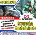 Mantenimiento Daewoo, A Domicilio // Refrigeradora y Lava seca = 01-7576173