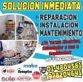 Precios Bajos!!«servicio Sole Preventivo de Termas A Gas y Eléctrica»7576173»pueblo libre«