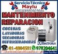 Mantenimiento Electrolux, Extra Calidad De Secadora // 7576173 - En Santa Anita