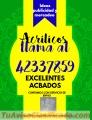 Ideas de Acrilico llama al:42337859