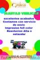 Excelentes Mantas Vinilicas llama al:42337859