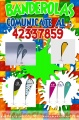 Banderolas_ De Viento Comunícate al:42337859