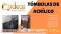 Tómbolas de Acrílico Tel: 42337859...