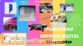 Impresión de Publicidad Digital tel:42337859