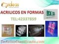 Buzones, Porta Hojas, Identificadores de Acrílico y mas