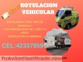 Rotulacion Vehicular Impresión Full color