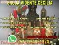 BRUJA CECILIA TRABAJOS DE MAGIA ROJA BLANCA Y NEGRA 3154031324