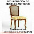 RESTAURACIÓN CONSERVACIÓN RECUPERACIÓN DE MUEBLES ANTIGUOS LIMA PERÚ