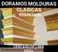 DORADOR DE MOLDURAS TALLADAS CLASICAS LIMA PERÚ