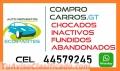COMPRO CARROS, CHOCADOS, FUNDIDOS, INACTIVOS,