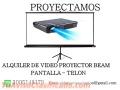Alquiler Video Beam Telón Pantalla: Equipo Proyector Ayuda Audiovisual Santa Marta Ciénaga
