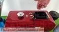 Peletizadora Meelko 200 mm 15 hp DIESEL