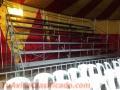 Alquiler y venta de tribunas metálicas