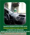 AROMATIZANTES PARA AUTO