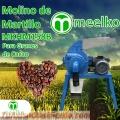 Molino de martillo para granos de cacao - MKHM158B