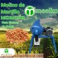 Molino de martillo MKHM158B (Sorgo)