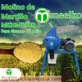 Molino de martillo MKHM158B (Mijo)