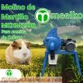 Molino de martillo MKHM158B (Comida de cobayo)