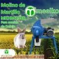 Molino MKHM158B - Comida de Conejo