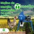 Molino MKHM158B - Comida de Gallina