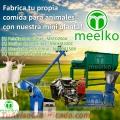 Mini Planta MKD260A, Comida de Cabra