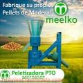 PTO MKFD150P (Madera) - Peletizadora