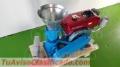 Peletizadora Diesel MKFD120A para alfalfas y pasturas