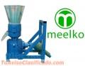 Máquina PTO - MKFD230P, pellets con madera