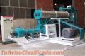 Extrusora MKEW200B pellets flotantes para peces