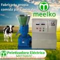 Peletizadora eléctrica MKFD260C comida para animales
