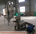 Molino para harina 350-500 kg h consumo humano