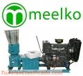 Máquina Diésel MKFD300A para pellets con madera