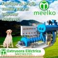Extrusora MKEW135B para alimento de perros