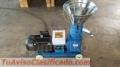 Peletizadora eléctrica MKFD120B para alfalfas y pasturas