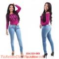 Jeans Studio F en Tegucigalpa para la Mujer de Hoy.