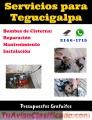Reparación de Bombas de Cisterna en Tegucigalpa