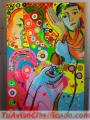 Venta de piezas mágicas, cuadros del famoso Gabino Amaya Cacho