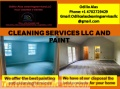 CONSTRUCTION AND CLEANING SERVICES.