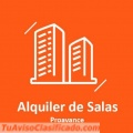 Alquiler de Salas Pro Avance