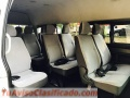 Toyota Hiace 15 Pasajeros Van