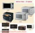 SERVICIO TECNICO PARA HORNO MICROONDAS / PANASONIC, ELECTROLUX, LG, MABE. ++ / 997617202