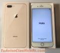 Desbloqueado iPhone 8Plus,7Plus,6SPlus,iPhone X nuevo garantía