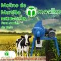 MKHM158B Molino de martillo - comida de vaca
