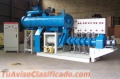 1000-1150kg/h 75kW  MKEW135B  Extrusora pellets flotantes para peces