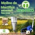 Molino triturador (Arroz) eléctrico MKH500C-C