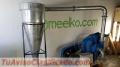 Martillo - Molino triturador eléctrico MKH500C-C
