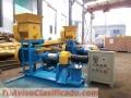 15kW - MKED060C Extrusora para pellets alimentación perros 120-150 kg/h