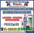 Extra Garantía En Lavadora y Refrigeradora,4804581//Mantenimiento Frigidaire- Pueblo Libre