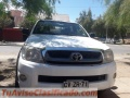 Vendo Toyota Hilux año 2011, Diesel, excelente estado